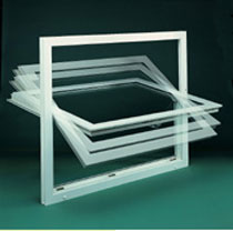 window and door frames - Rehau from Express Glass